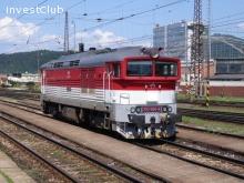 Financování nákupu lokomotiv