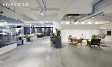 Realitní portfolio kancelářských budov