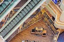 Nemovitostní portfolio nákupních center