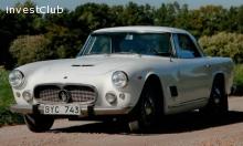Renovace a prodej klasických vozů
